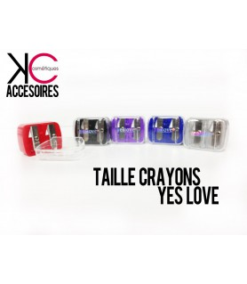 TAILLE CRAYONS Yes Love