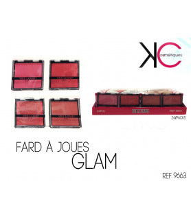 "Fard à joues ""Glam"" Yes Love"