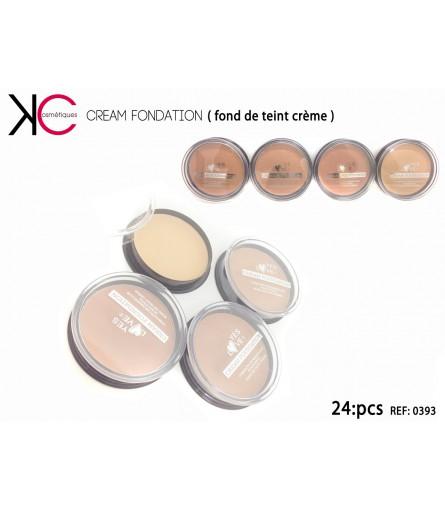 Fond de teint crème Yes Love 0393/A