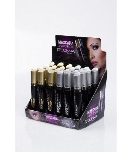 MASCARA WATERPROOF D'DONNA 11301