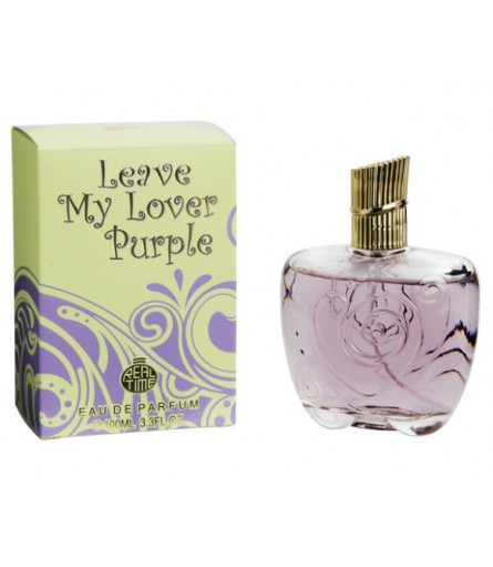 LEAVE MY LOVER PURPLE