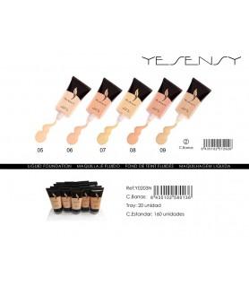 FOND DE TEINT YESENSY Y0203/N02
