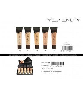 FOND DE TEINT YESENSY Y0205/N02