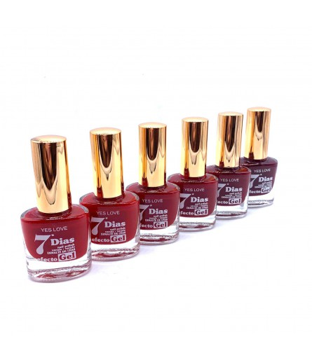 VERNIS EFFET GEL YES LOVE N°5
