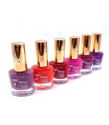 VERNIS EFFET GEL YES LOVE N°8