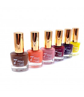 VERNIS EFFET GEL YES LOVE N°10