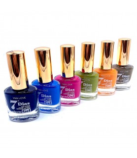 VERNIS EFFET GEL YES LOVE N°11
