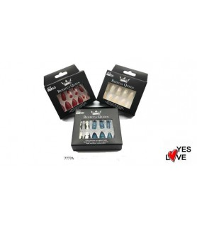 FAUX ONGLES REBECCA QUEEN 7777A