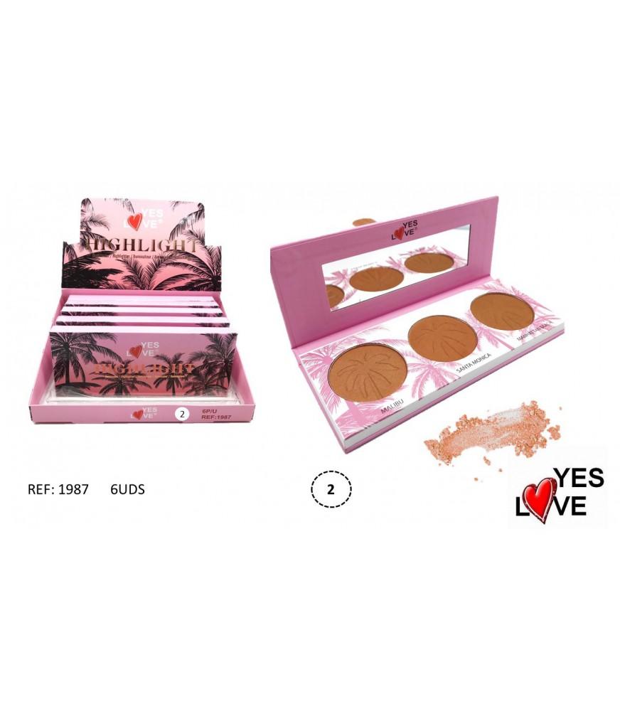 TERRE DE SOLEIL LUXE YES LOVE 1987/2