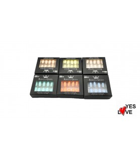 FAUX ONGLES REBECCA QUEEN PASTEL 6666/B