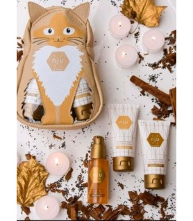 TROUSSE SHAMPOING+SOIN+HUILE SUBLIME CHEVEUX