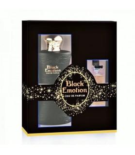 COFFRET PARFUM BLACK EMOTION