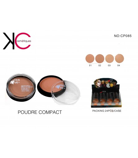 POUDRE COMPACT YES LOVE CP085