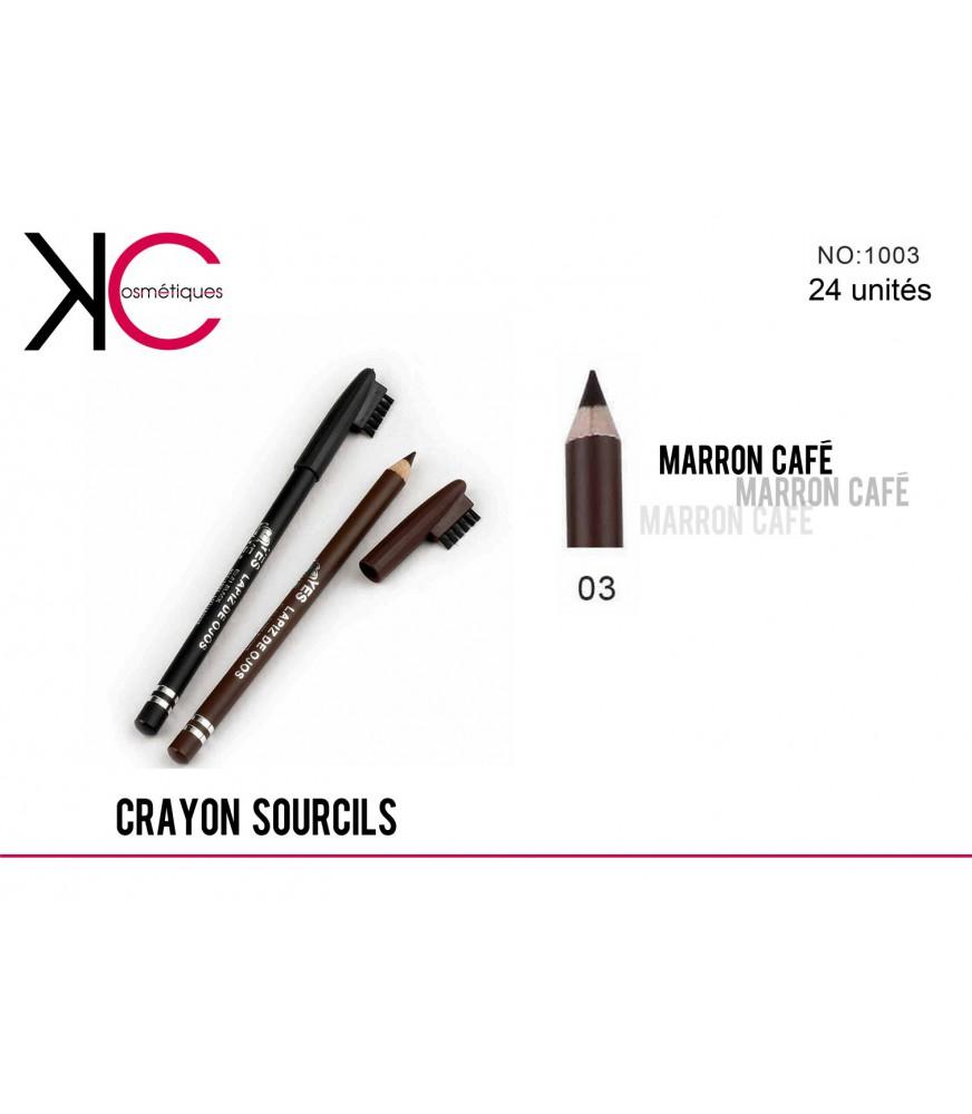 CRAYONS SOURCILS YES LOVE CAFÉ