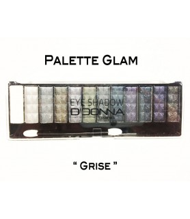 PALETTE GLAM by KCOSMETIQUE Grise